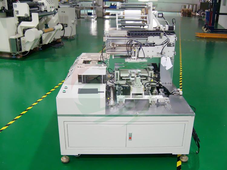 Semi-Automatic Battery Stacking Machine