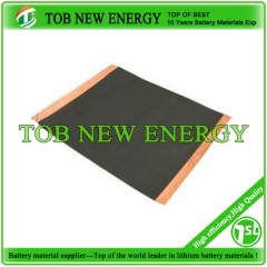 Thermally conductive coating copper foil