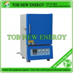 1100 High Temperature chamber furnaces