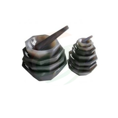 Natural Agate Mortar and Pestle